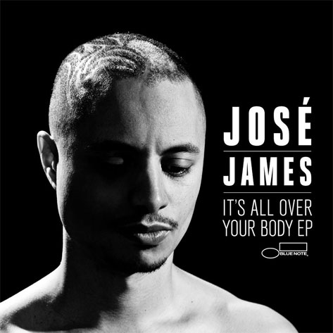 José James – It's All Over Your Body EP x Oddisee Remixes