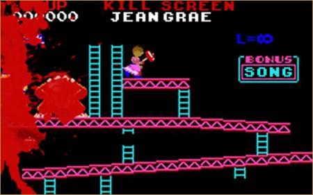 Jean Grae – Kill Screen (aka Steve Wiebe) [Download]