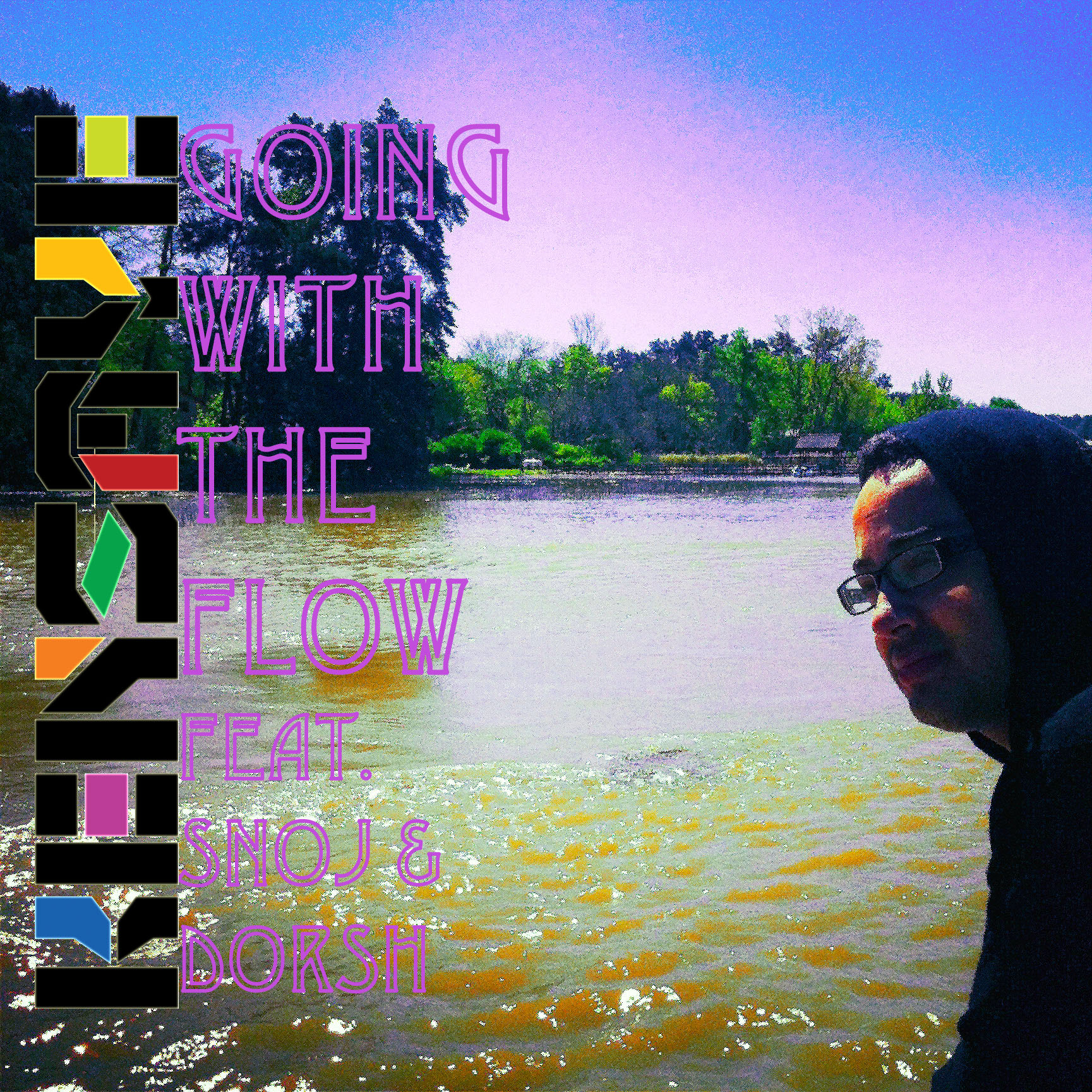 """Kensaye – """"Going With the Flow"""" (Free Download)"""