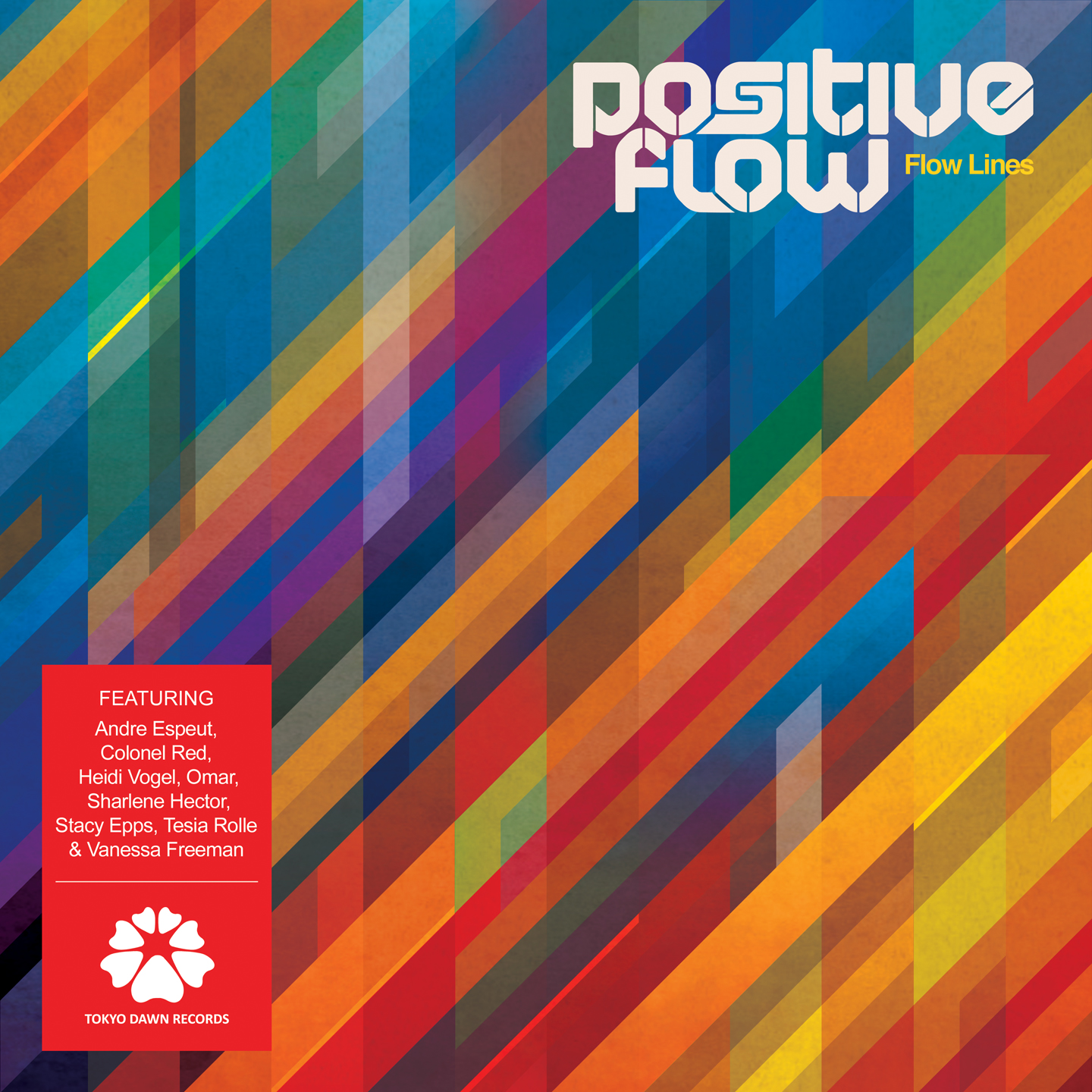 Positive Flow – Phaedra's Flight (preview)