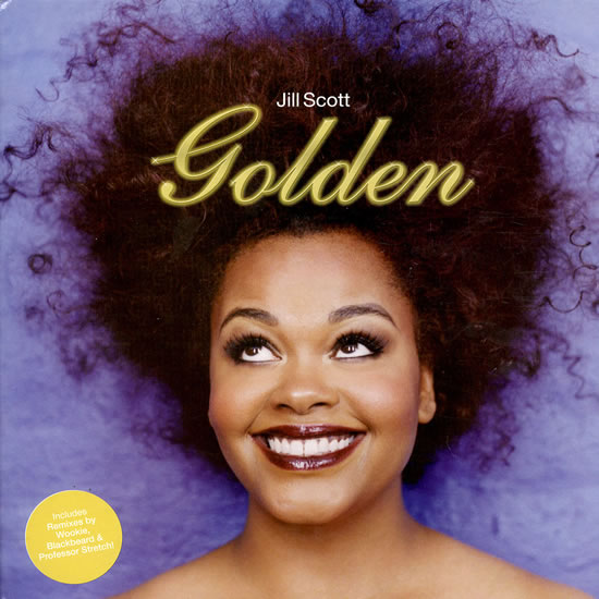 Jill Scott – Golden (Ahmed's Brukup Remix) [Download]