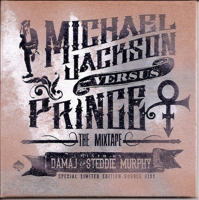 DJ Jamad – Michael Jackson vs Prince The Mixtape (Download)