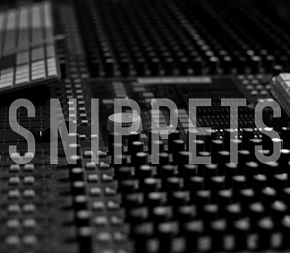 Orion – Snippets