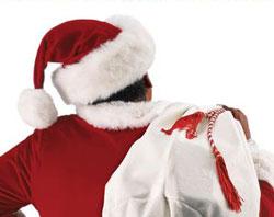 BamaLoveSoul Presents Zat You Santa Claus?