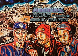 Late Pass #93: Ge-Ology – Communication Remix feat Sadat X & Talib Kweli