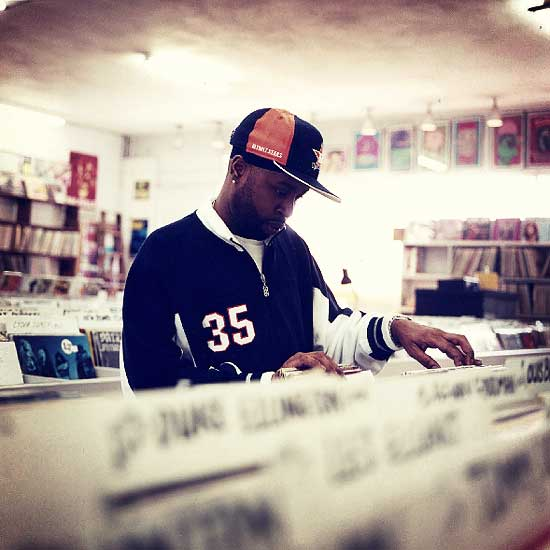 Fuse TV – Crate Diggers: J Dilla's Vinyl Collection (Video)