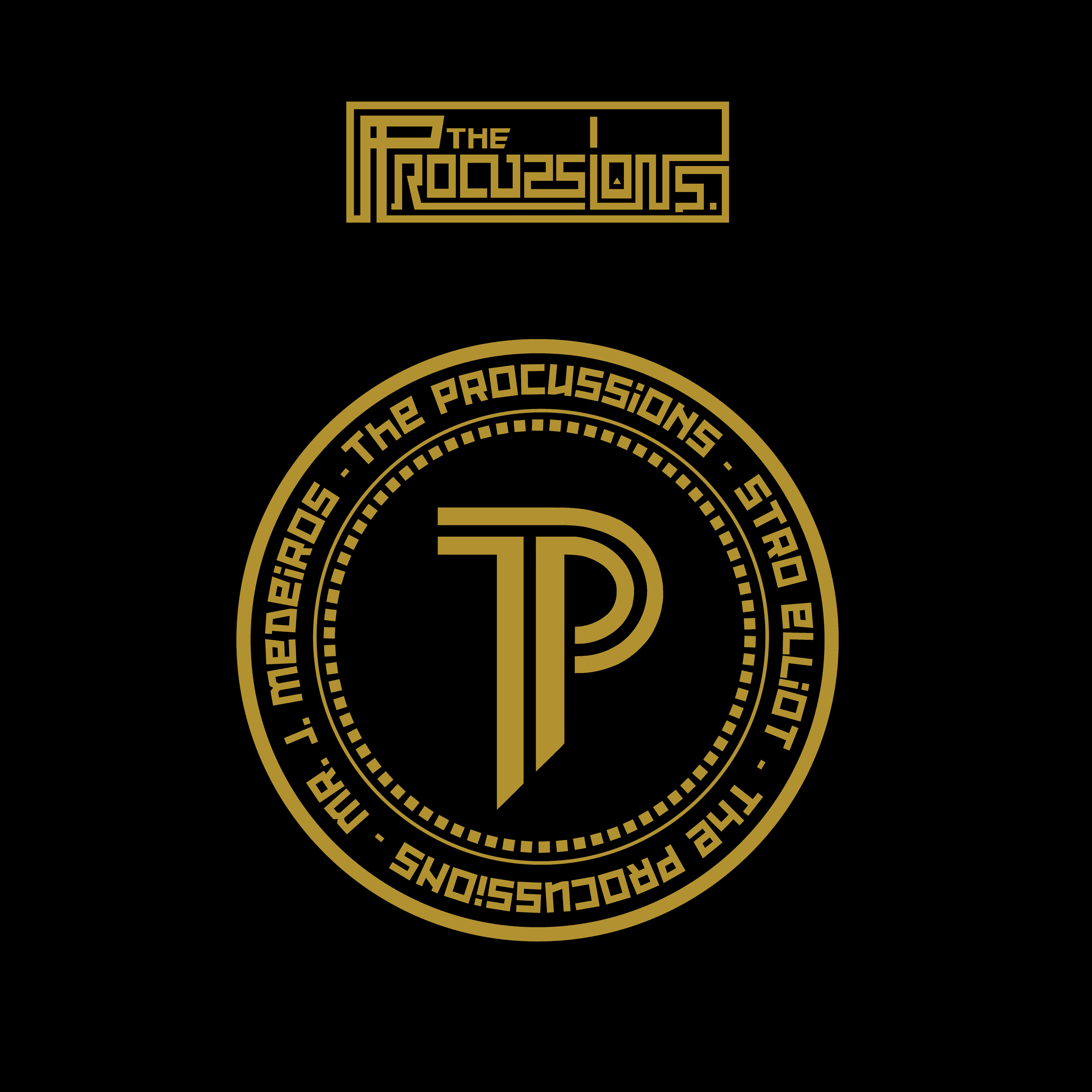 The Procussions – The Procussions EP