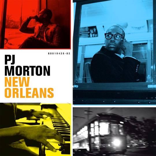 PJ Morton – Work it Out