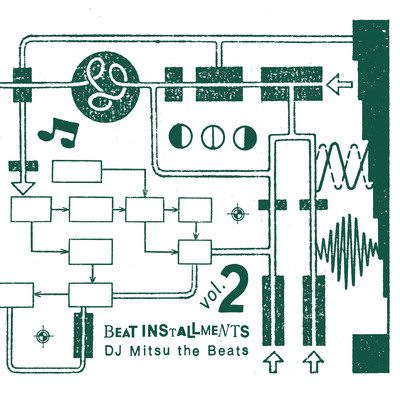 DJ Mitsu the Beats – Beat Installments Vol.2 (Snippets)