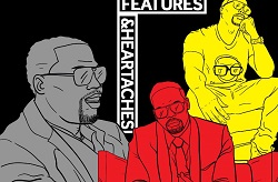 Eric Roberson – B-Sides, Features, & Heartaches