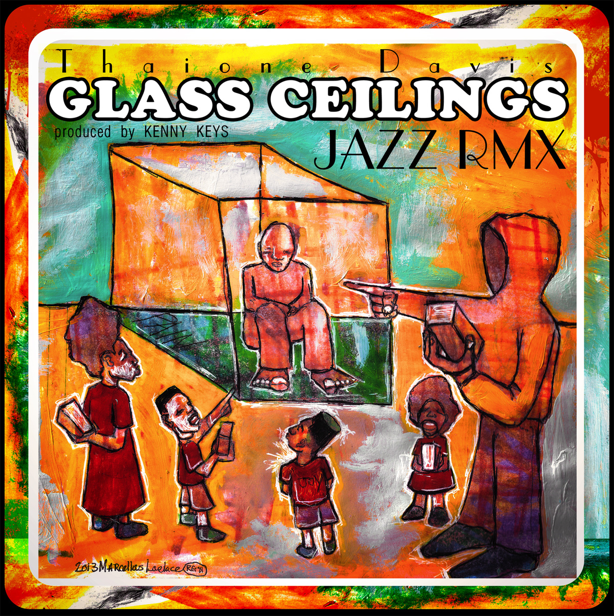 Thaione Davis – Glass Ceilings (Etcetera jazz rmx) prod.by Kenny Keys (Download)