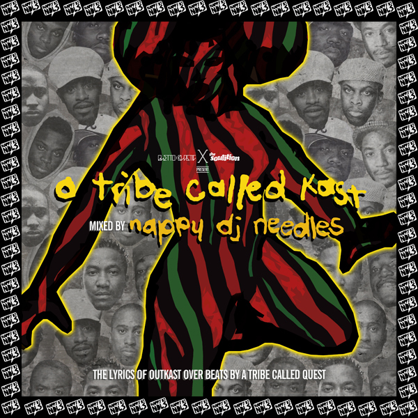DJ Needles – A Tribe Called Kast (Download)