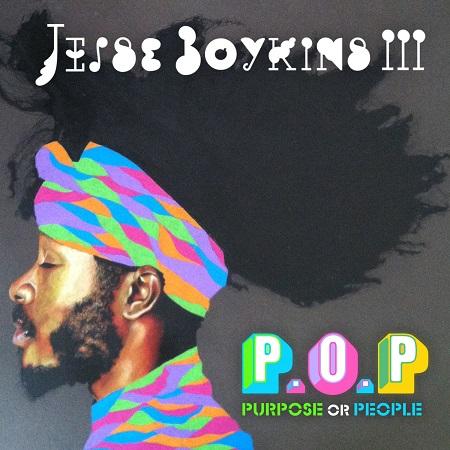 Jesse Boykins III – Amorous (Full Crate Remix)