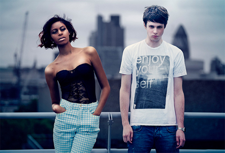 AlunaGeorge – You Know You Like It