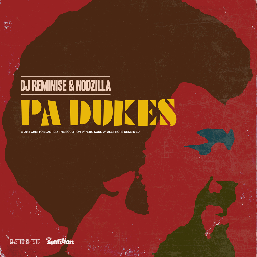 Nodzilla aka DJ Needles – Son of Rashid (George Duke Tribute)