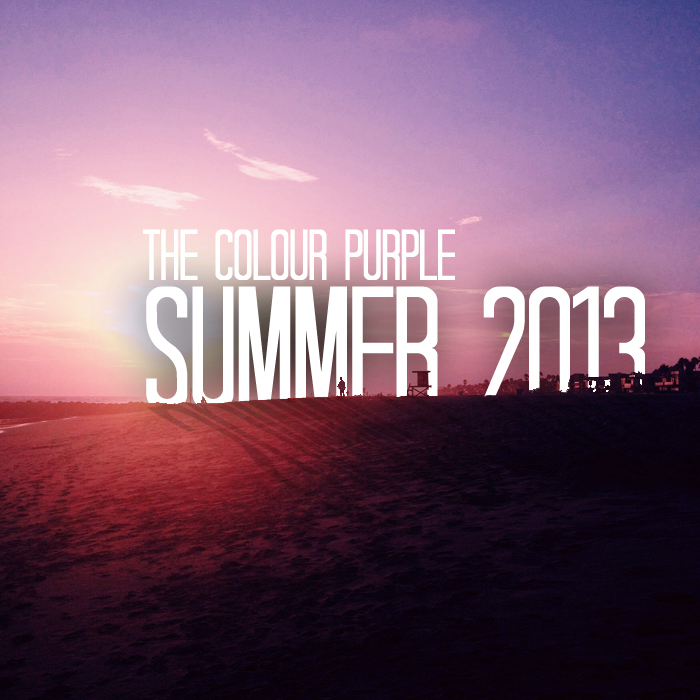 The Colour Purple Summer Mix 2013