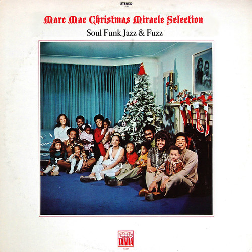 Marc Mac (4Hero) – Christmas Selection (Mix)