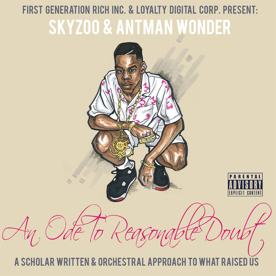 Skyzoo & Antman Wonder – An Ode To Reasonable Doubt [Download + Video]