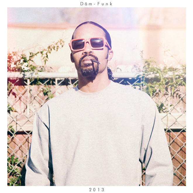 Dam Funk – Unofficial 2013 Releases Compilation (Download)