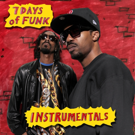 Snoop Dogg x Dam Funk – 7 Days of Funk Instrumentals