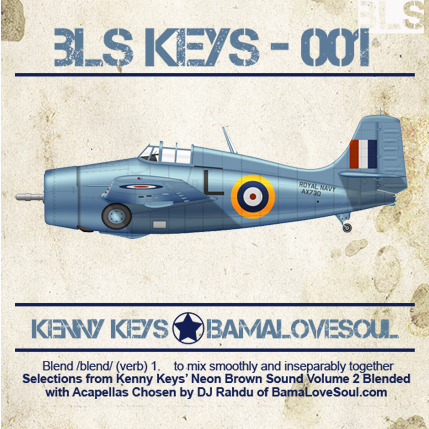 Kenny Keys x BamaLoveSoul – BLS Keys – 001 (Coming Soon)
