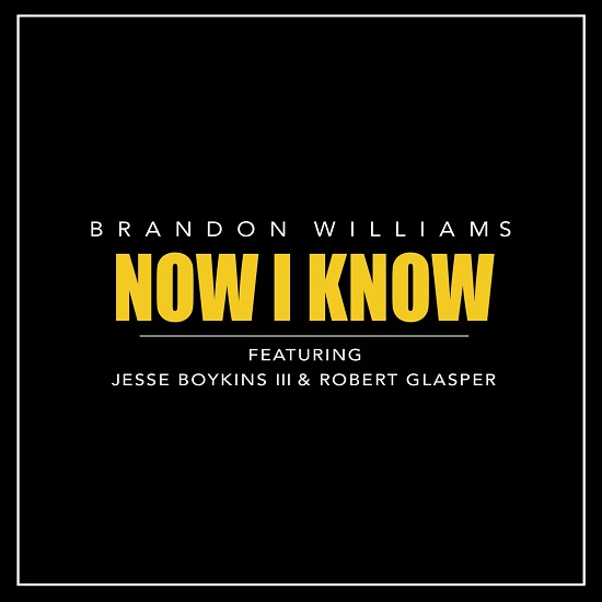 Brandon Williams – Now I Know ft. Jesse Boykins III & Robert Glasper (Download)