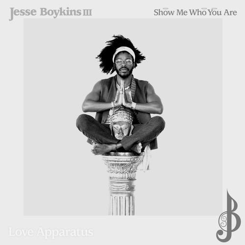 Jesse Boykins III – Show Me Who You Are (prod. by Machinedrum)