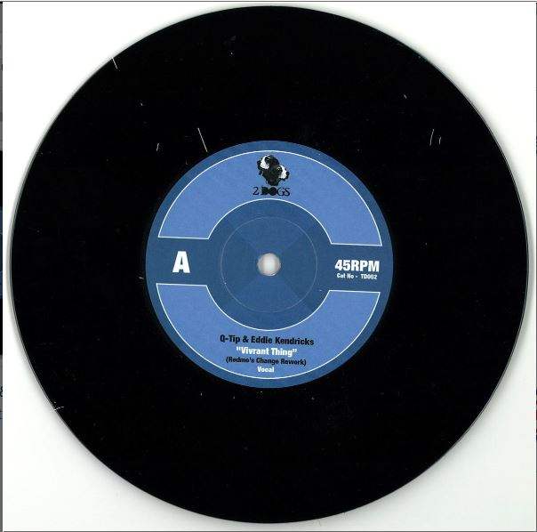 Q-Tip & Eddie Kendricks – Vivrant Thing (Redmo's Change Rework – Vocal Mix)