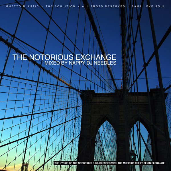 DJ Needles – The Notorious Exchange (B.I.G. x Foreign Exchange)