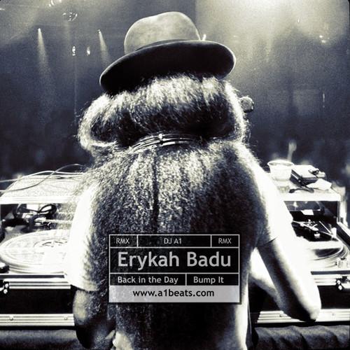 DJ A1 – Erykah Badu Remix EP