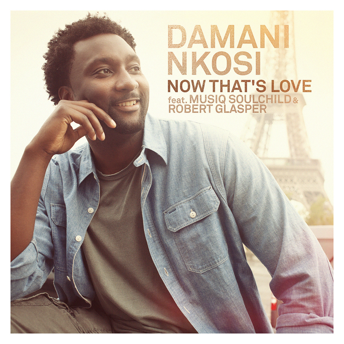 Damani Nkosi – Now That's Love Ft. Musiq Soulchild & Robert Glasper