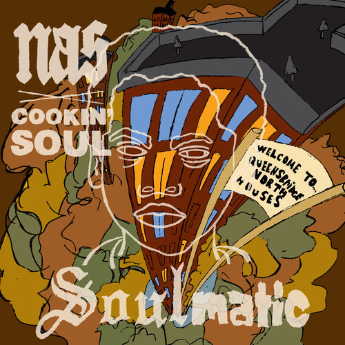 Nas x Cookin Soul – SoulMatic mixtape (Download)