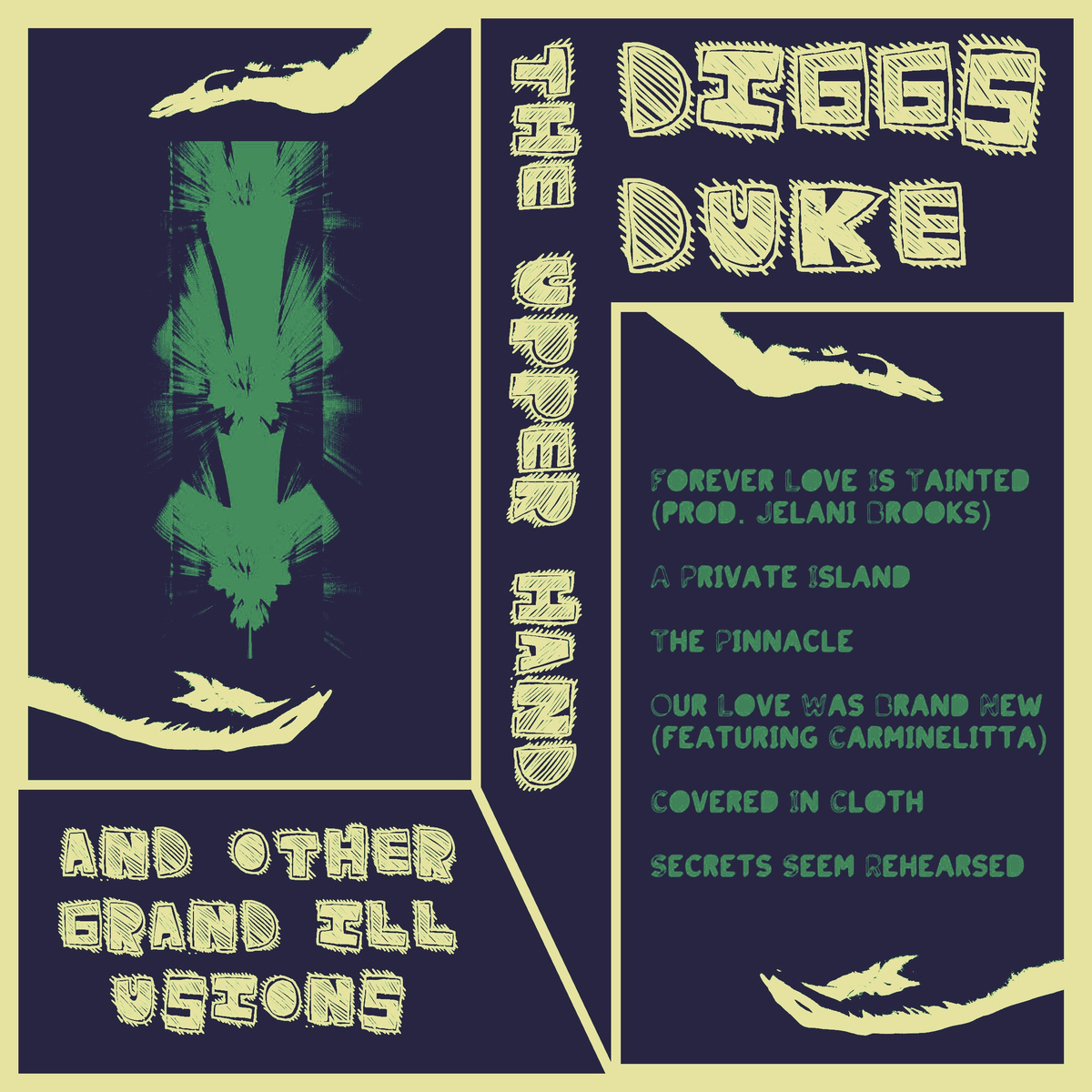 Diggs Duke – The Upper Hand & Other Grand Illusions