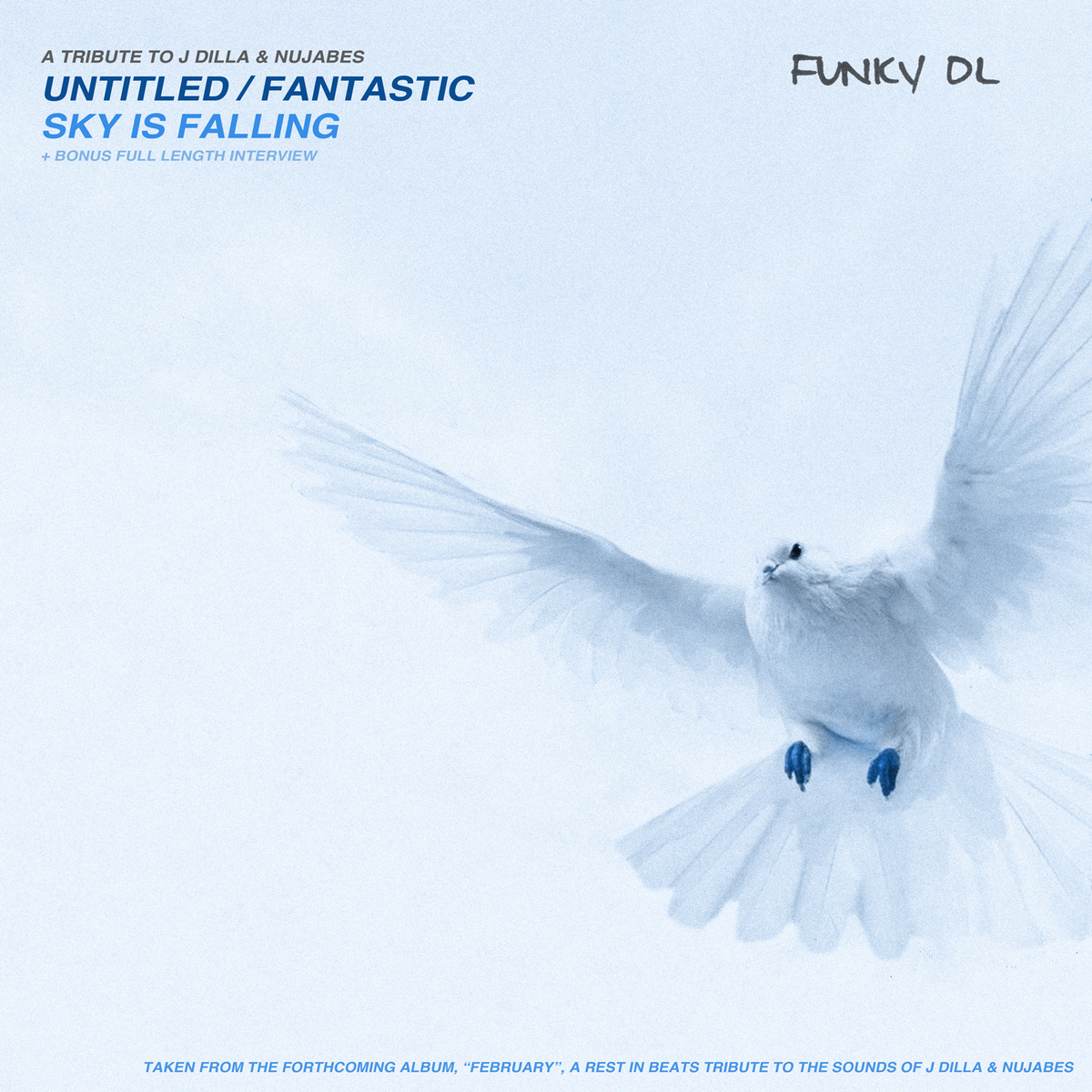 Funky DL – Untitled/Fantastic
