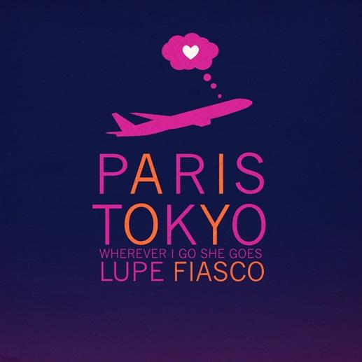 Lupe Fiasco – Paris, Tokyo (DJ Agana Shopping At Nordstrom's Remix) [Download]