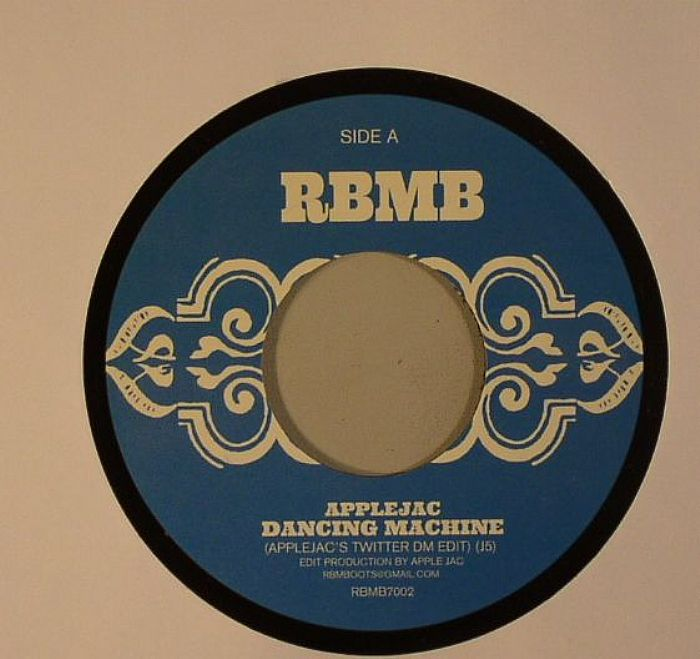 J5 – Dancing Machine (Applejac Twitter DM edit)