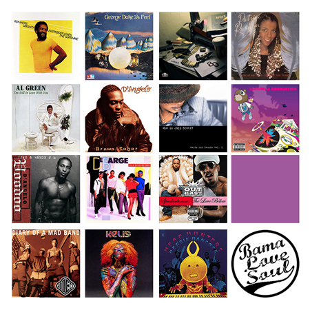 BamaLoveSoul presents Covers 4