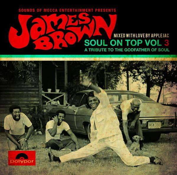 DJ Applejac – Soul on Top Vol. 3