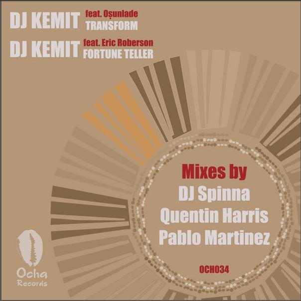 DJ Kemit – Fortune Teller ft Eric Roberson (Pablo Martinez Remix)