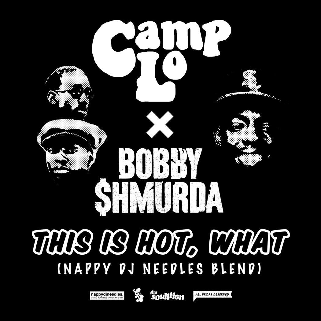 Camp Lo X Bobby $hmurda – This Is Hot, What [Nappy DJ Needles Blend]