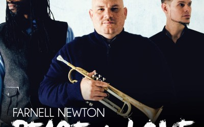 Farnell Newton – Peace + Love feat. Jarrod Lawson & Tony Ozier