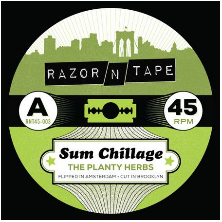 The Planty Herbs – Sum Chillage bw Ladedade