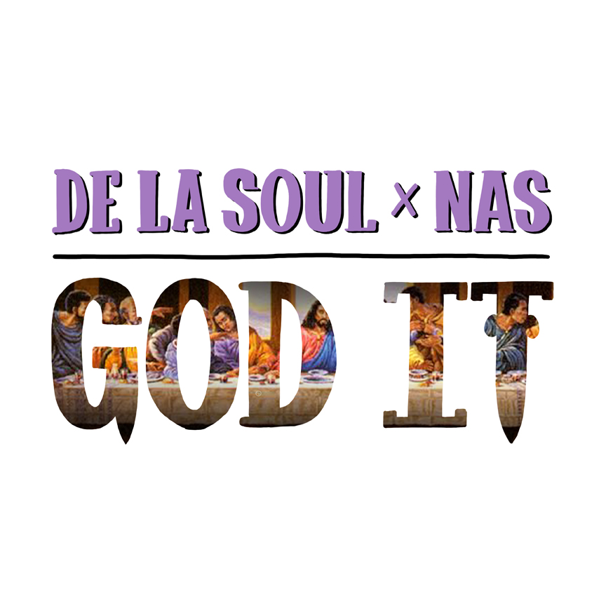 De La Soul – God It feat Nas
