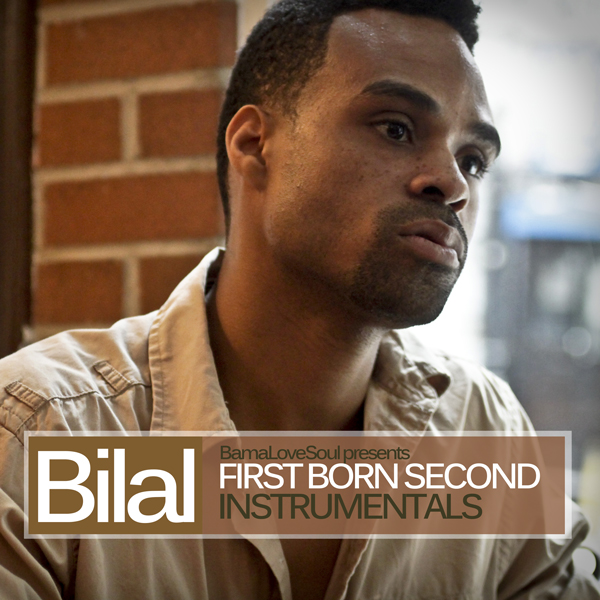 Bilal – First Born Second Instrumentals