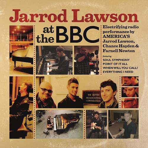 Jarrod Lawson – When Will You Call (Bilal Cover)