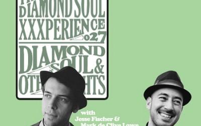 DJ Rahdu – The Diamond Soul XXXperience 027 // Jesse Fischer & Mark de Clive-Lowe Interviews | 10/09/15