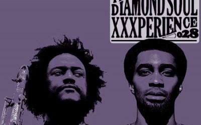 DJ Rahdu – The Diamond Soul XXXperience 028 // Diggs Duke & Kamasi Washington Interviews | 10/16/15