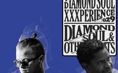 DJ Rahdu – The Diamond Soul XXXperience 029 // KrisWonTwo & Khari Cabral Simmons Interviews | 10/23/15