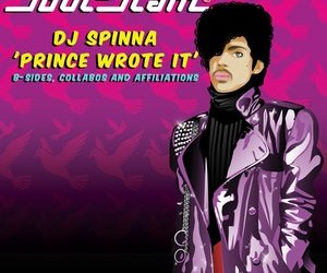 DJ Spinna – Prince Wrote It: B-Sides, Collabo's & Affiliations