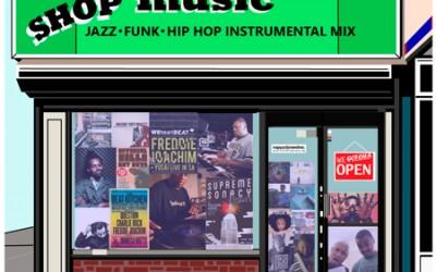 DJ Rahdu – Shop Music 001: Jazz, Funk, Hip Hop Instrumental Mix